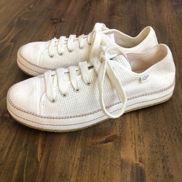 d8d1fcceefc UGG Women's Claudi Sneaker white